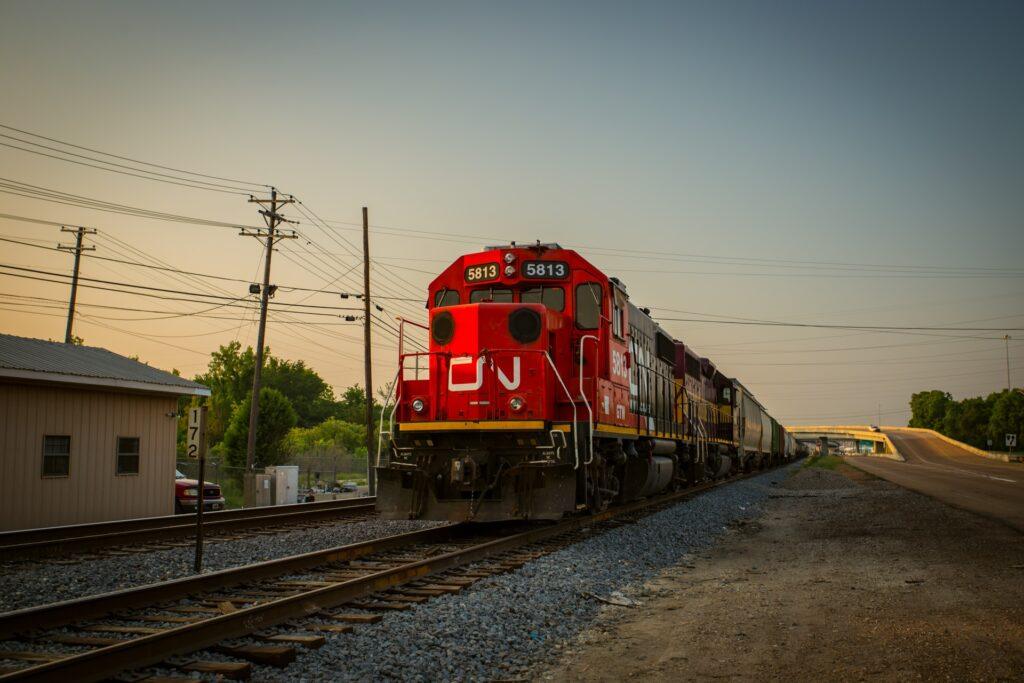 Train to Jackson